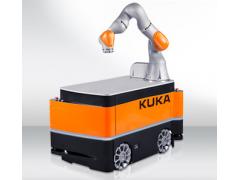 发现灵活自动化解决方案的新领域:KUKA KMR IIWA
