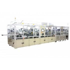 全自动清洗贴片生产线(CCD加装设备)