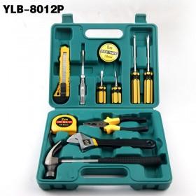 12件套工具组合套装维修汽车工具工具箱z/0028