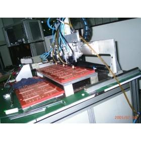 点胶机、继电器铆铁芯机、铆触点机