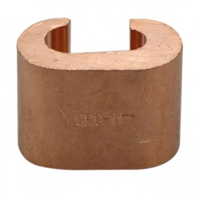 CRC线夹CRC25-50C型夹 铜管端子铜鼻子电缆接头
