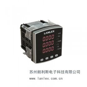 面板尺寸72×72mm智能多功能表LS830E7SQ4/M型