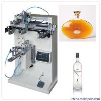 玻璃瓶丝印机,塑料杯丝印机,弧形丝网印刷机
