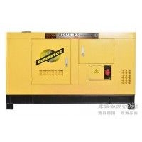超静音12千瓦柴油发电机报价