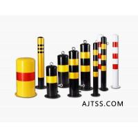 警示柱 铁立柱 防撞柱 道口标柱 固定路障 警示路桩