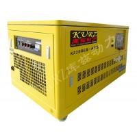 静音款25千瓦汽油发电机厂家售价