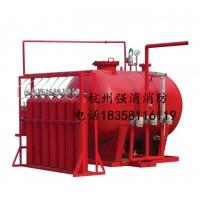消防高压细水雾装置高压细水雾灭火产品3CCC认证手续齐全
