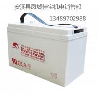 台湾赛特蓄电池 BT-HSE-100-12