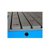 提高铸铁检验平台机修钳工技能水平的方法