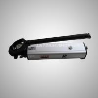 NIKE超高压手动泵  体积小,操作方便,使用安全