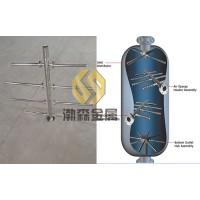 不锈钢中排布水器 交叉绕丝中排