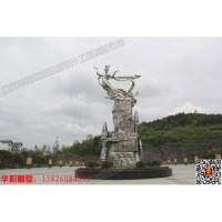 重庆华阳雕塑/贵州城市雕塑/大型仙女雕塑/云南景区雕塑