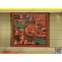 重庆华阳雕塑/四川浮雕壁画/室内装饰壁画/云南酒店装饰浮雕