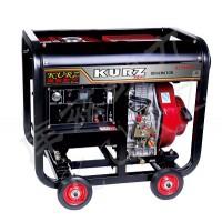 小型家用6kw柴油发电机直销价