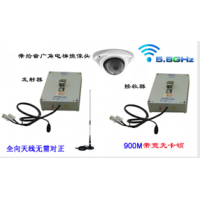 5.8G无线电梯监控摄像系统