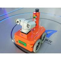 激光导航 智能电力巡检机器人 无轨导航巡检小车 室外巡检