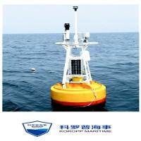 江苏PE浮标 新式加强浮标 环境监测灯浮