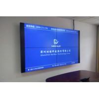 超薄、超窄边、超轻设计液晶拼接屏找耐诺安装生产