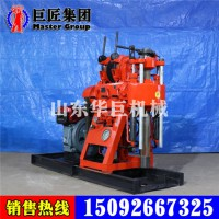 地质勘探钻机XY-200水井钻机200型 岩心取样钻机