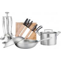 一个大柜的厨具|刀具进口清关|报关费用5500元