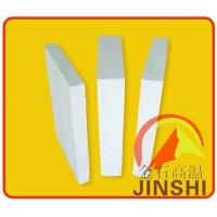 双面抛光陶瓷纤维抛光板销售 现货硅酸铝纤维板供货