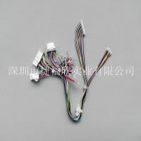 深圳加工厂UL3443 24AWG 环保镀锡铜端子线