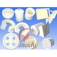硅酸铝纤维异形件真空成型加工而成 用于工业炉特殊位置保温
