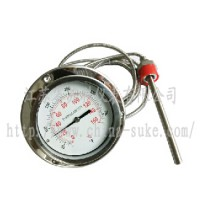 全不锈钢液体压力式温度计
