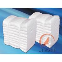 标准陶瓷纤维折叠块的尺寸参数 硅酸铝纤维折叠块厂家直销