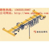 冶金电动单梁起重机