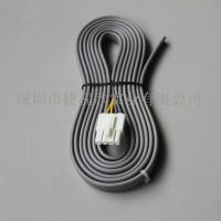 连接线四芯扁线符合环保镀锡铜材质