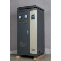 工厂直销55kW四行中文软启动柜,消防泵控制柜图片