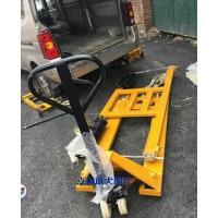 拖车器规格样式手动液压移车器优惠价