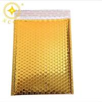 福州物流包装防震汽泡镀铝膜袋气泡信封化妆品包装袋