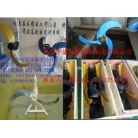 专业提供南京中德QJB潜水推流器,聚胺酯1100——2500