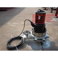 南京中德长期提供QXB潜水离心式曝气机,0.75——15KW