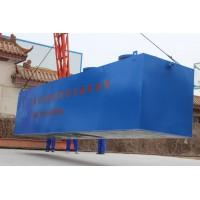 株洲市饮料厂生活污水一体化处理设备