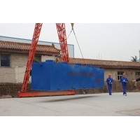 岳阳市养猪污水处理一体化设备