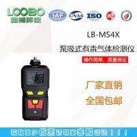 LB-MS4X泵吸红外一氧化碳气体监测仪