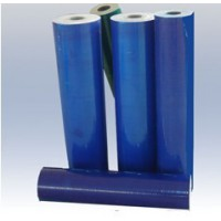 蓝色玻璃保护膜 蓝色防灰尘保护膜