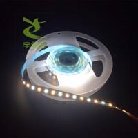 LED双色温 2835软灯带120灯冷暖白双色发光镜灯带