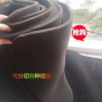 环保聚氨酯过滤海绵防尘过滤棉黑色工业过滤棉 防尘海绵