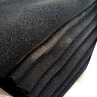 空压机防尘过滤网 防尘网海绵 阻燃过滤棉网