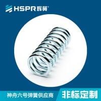 厂家直销压力弹簧 不锈钢压缩弹簧 圆柱螺旋压缩弹簧小力度压簧