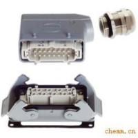 德国harting矩形连接器工业