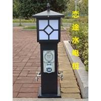 HW-01 恋途 游艇码头水电桩 码头水电箱 岸电箱
