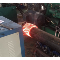 钎杆镦粗高频炉,钻杆镦粗感应加热炉