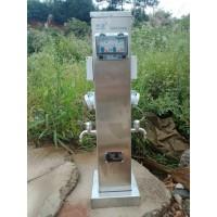 HW-21 恋途 智能水电桩 营地桩 水电箱 水电柜 水电柱