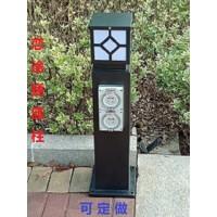 HW-202 恋途  插座柱 户外防水插座柱  电源柱