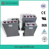 储能脉冲直流滤波电容器